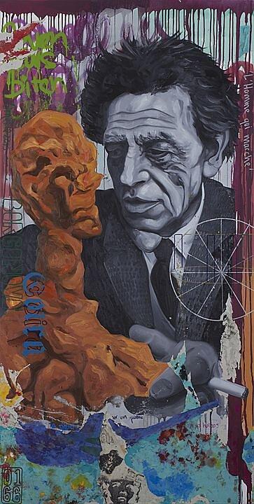 Alberto Giacometti (2015)