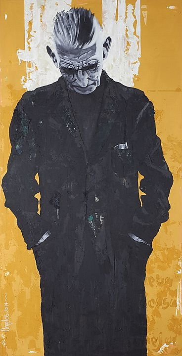 Samuel Beckett (2014)