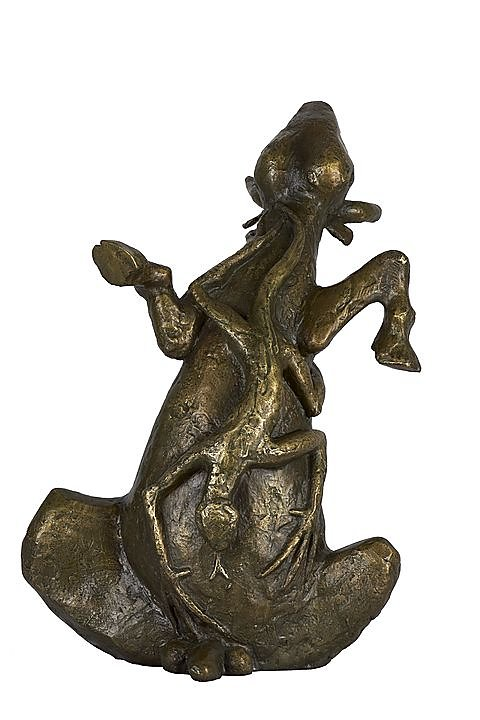 Toro y salamandra (2010)
