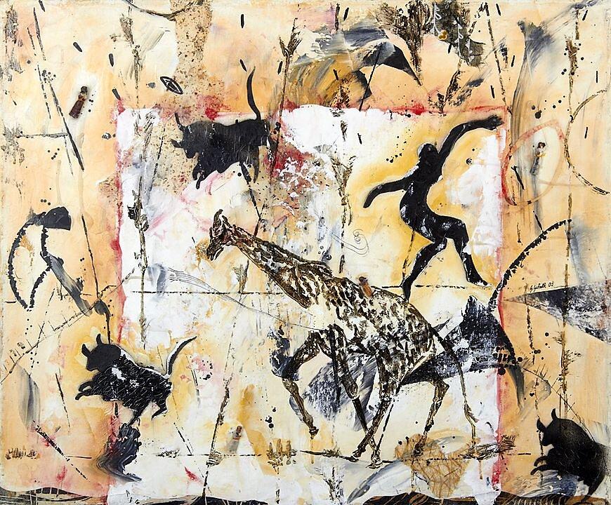 A la danza con los toros (2002)