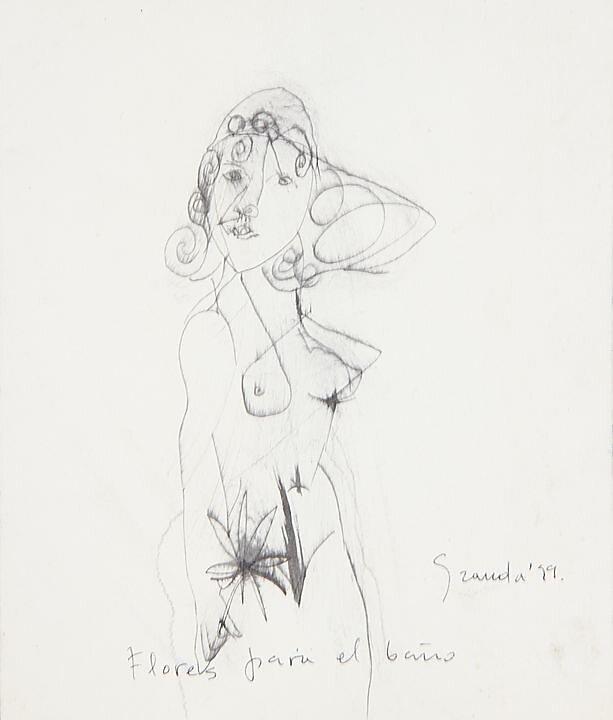 Dibujo Luis Granda