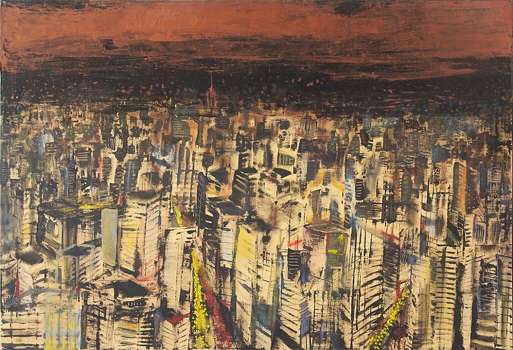 Ciudad de la esperanza (2008)