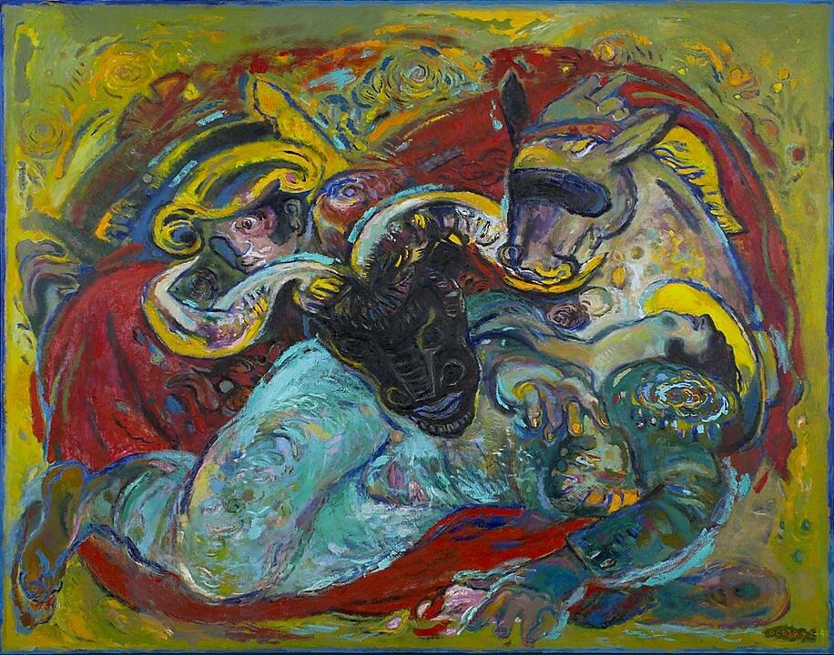 Tragedia y color (1992 - 1994)