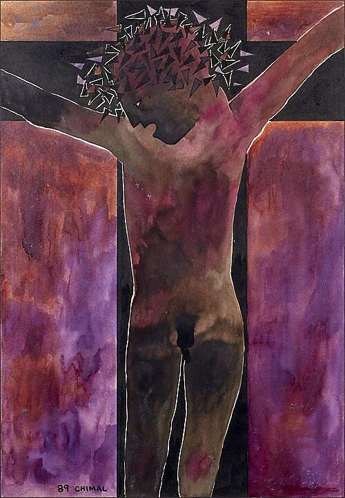 Cristo rojo (1989)