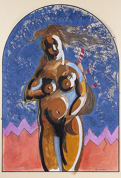 El nacimiento de venus (1990)