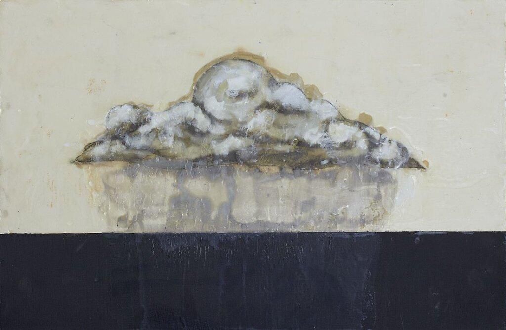 Nube y paisaje II (2015)