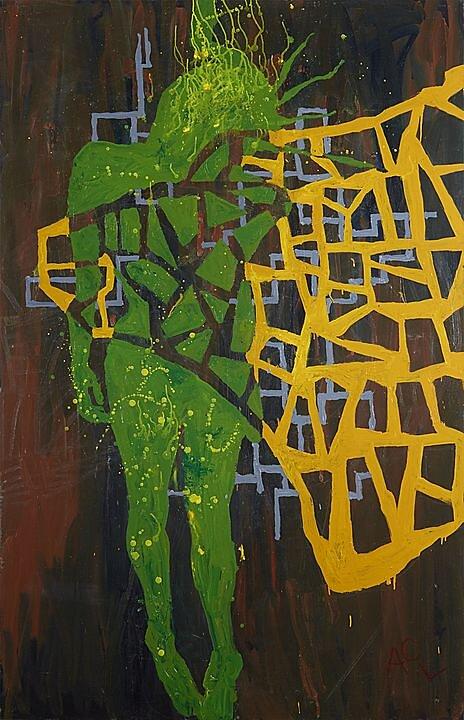 Mujer verde (2017)