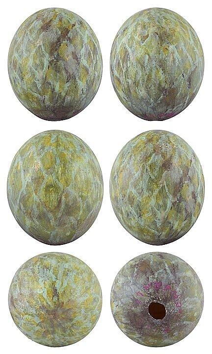 Huevo de alcachofa (2017)