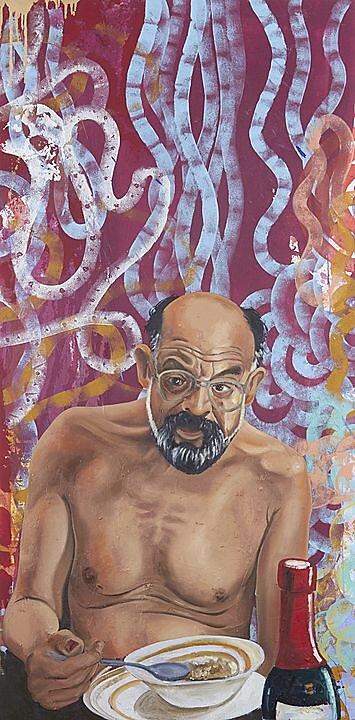 Allen Ginsberg (2017)