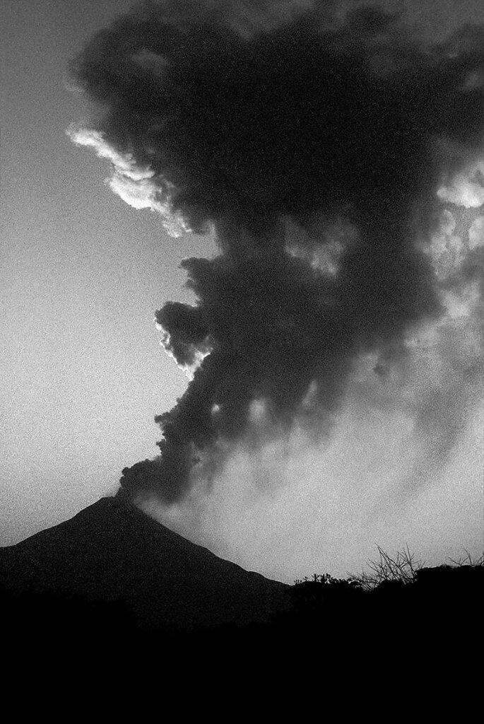 Volcán de fuego (2011)