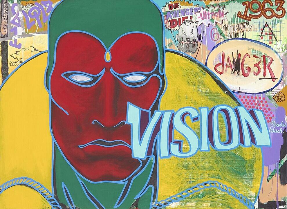 Vision (De Roy Thomas a Tom King) (2018)