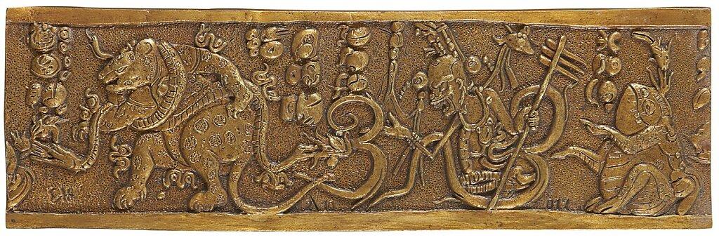 Serie: Animales, Dioses, Ritos y Mitos