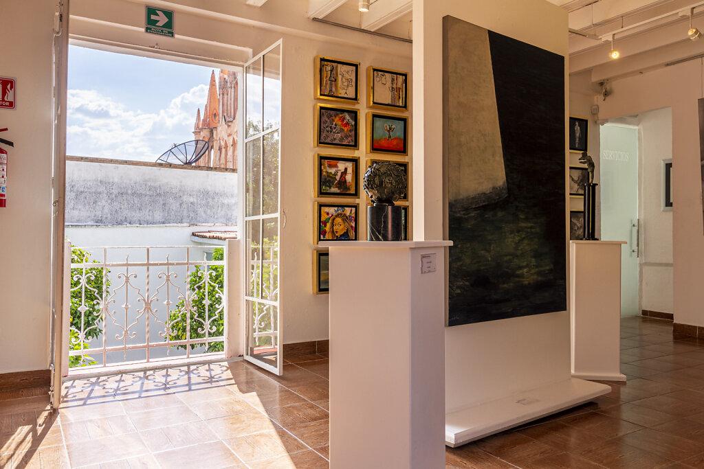 Galeria Arte Contemporáneo SMA