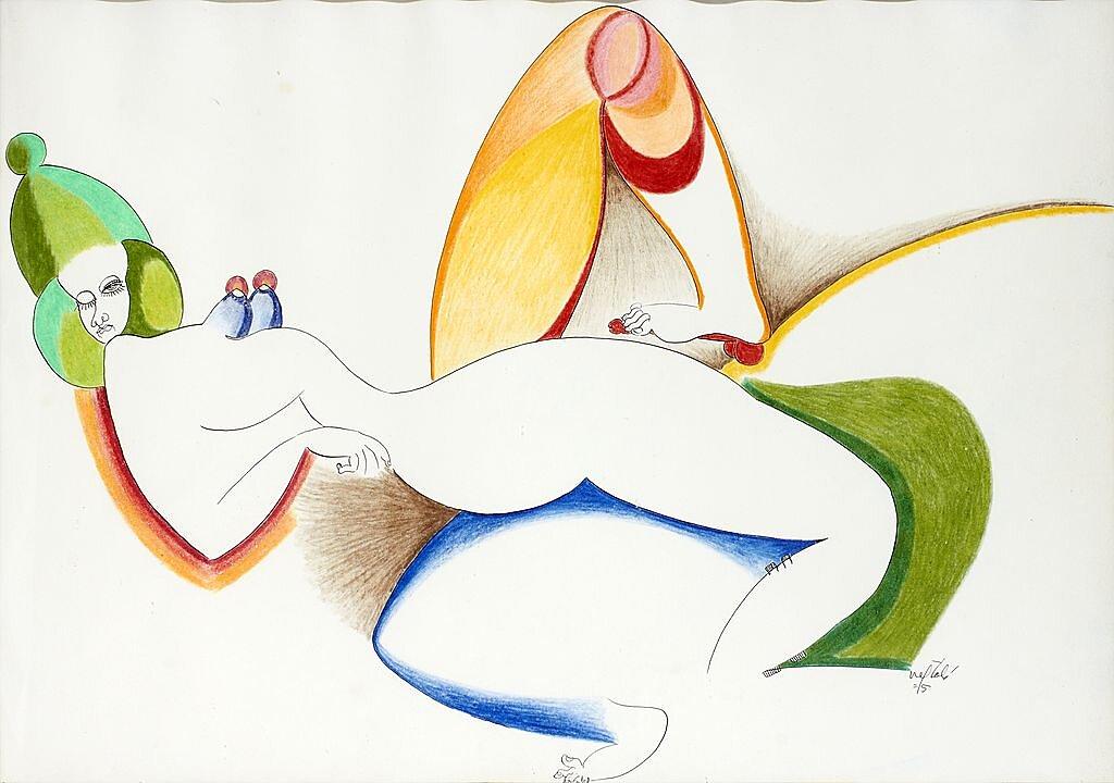 Dedos entrelazados (1975)
