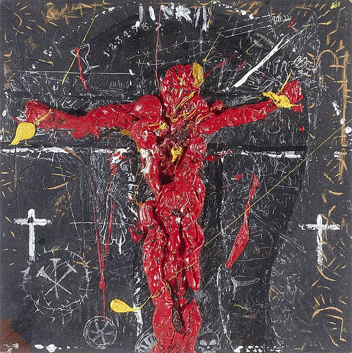 Serie: Cristo y Pasión