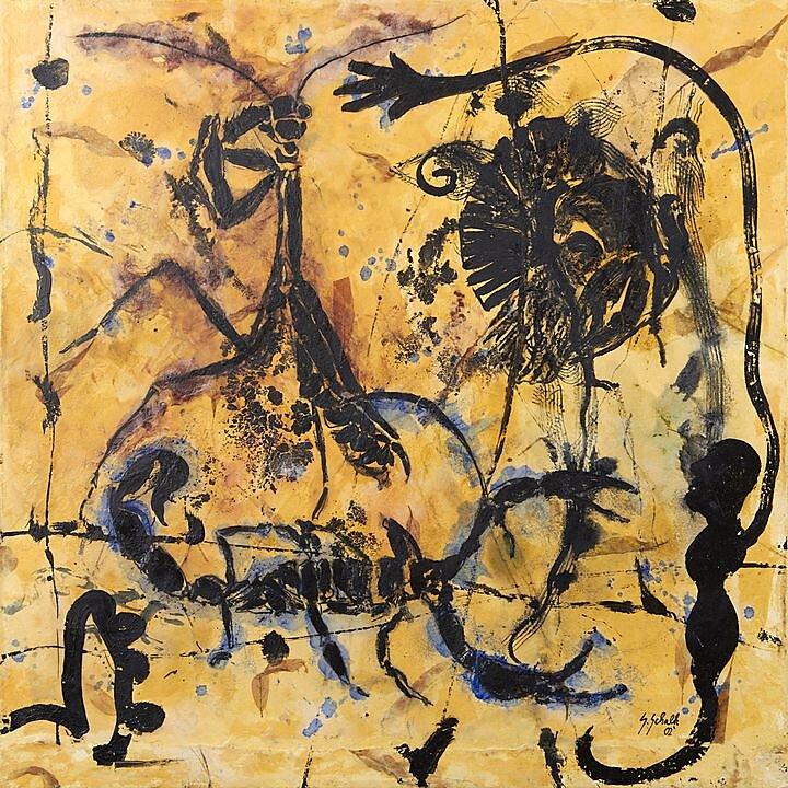 Encuentro de insectos (2002)