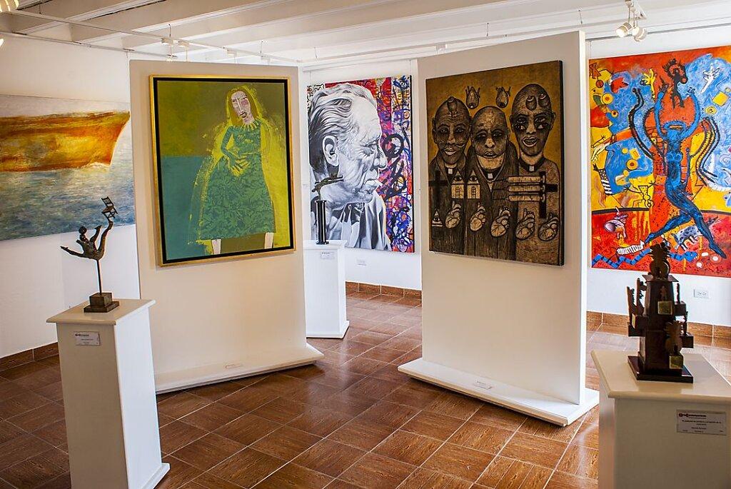 Galería Arte Contemporáneo SMA