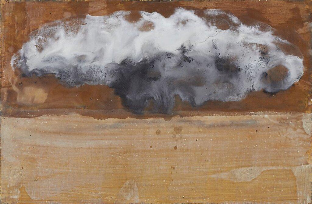 Nube y paisaje IV (2015)