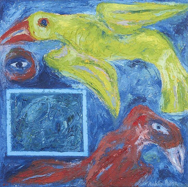 Pájaro verde (2017)