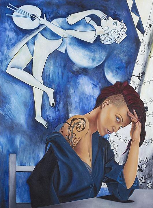 Los contornos de la piel (Chagall, Kristin) (2017)