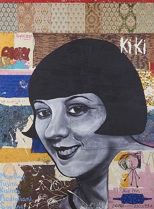 Kiki es Kiki de Montparnasse (2017)