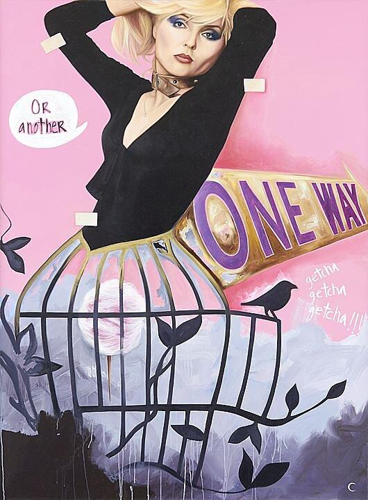 One way, Blondie (2017)