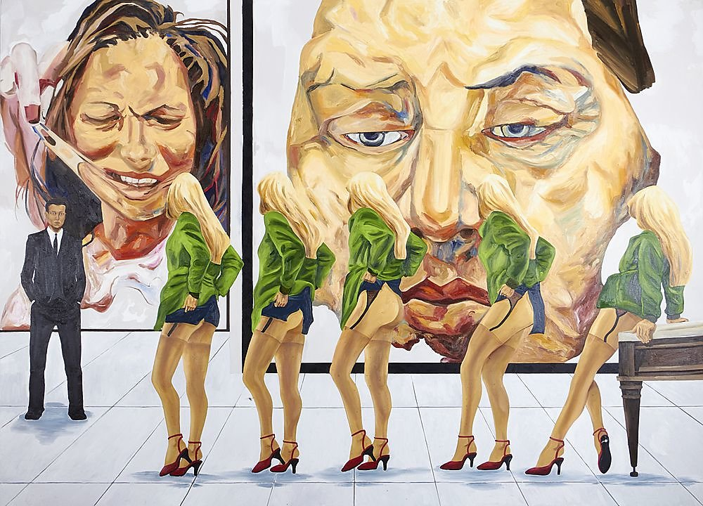 El instante efímero de la censura (B.B. Garijo, Lucian…) En cas de malheur 1958 (2018)