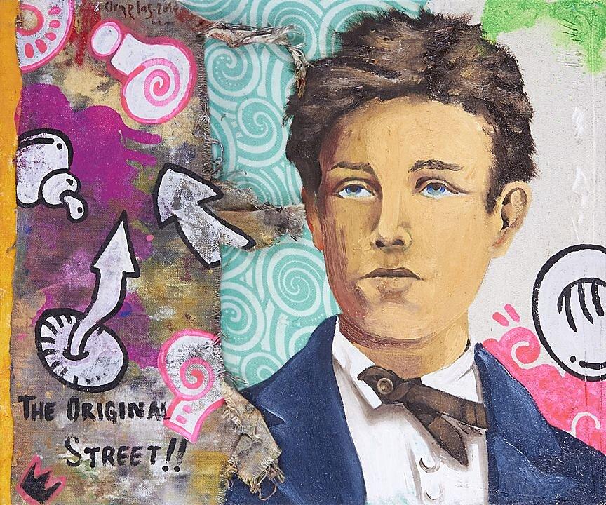 Les Poetes maudits: Arthur Rimbaud (2018)
