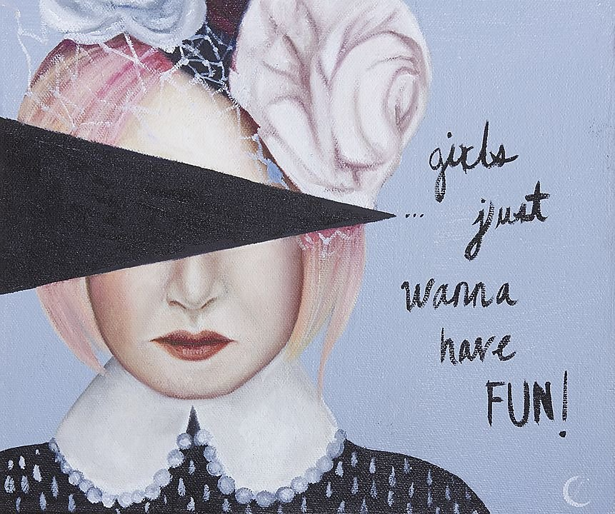 Girls just want to hace fun, Cindy Luper (2018)