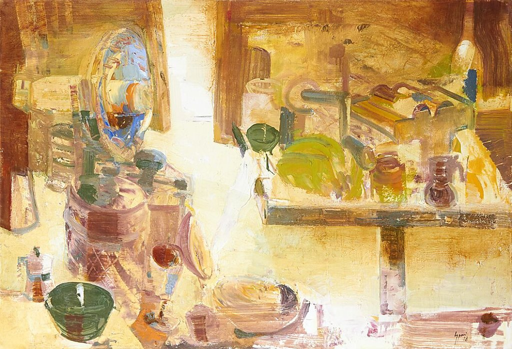 La cocina del pintor (2018)
